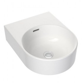 Clark Round Wall Basin 350mm NTH