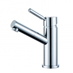 Dolce Basin Mixer Angled