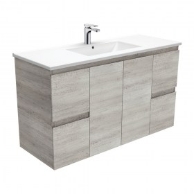 Dolce Industrial Edge 1200mm WH Vanity