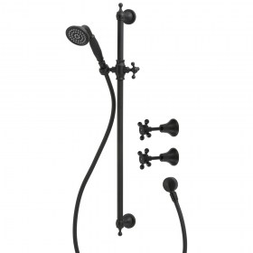 Lillian Rail Shower Set With Taps MB